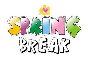 Spring Break Flowers