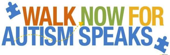 WalkNowAutismSpeaks
