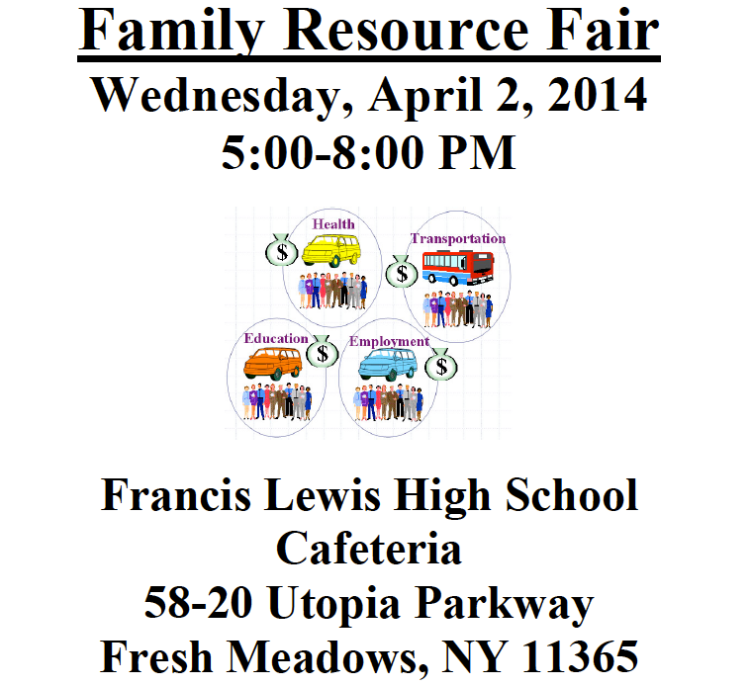 Family Resource Fair