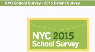 NYC 2015 School Survey