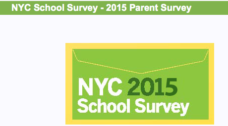 NYC 2015 School Survey