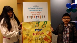 Inclusive Education Student Summit