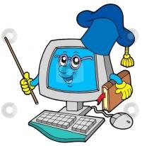 cutcaster-photo-100361979-Computer-teacher