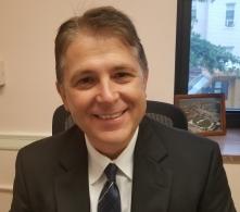 Principal Gregg Lopez Smiling