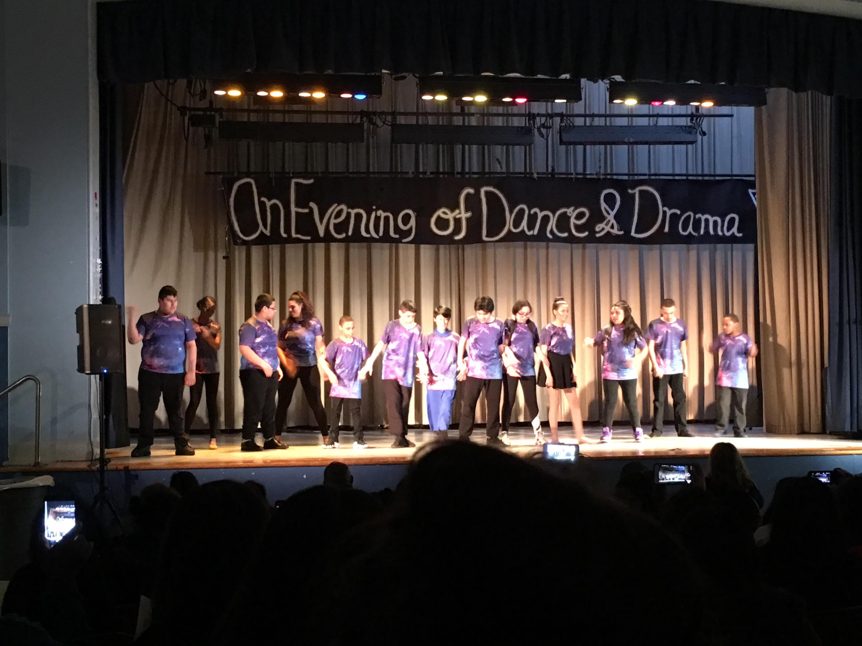 P255q Dance Squad in effect!
