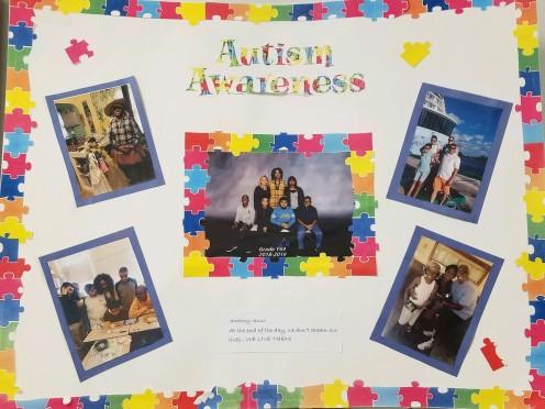 Autism Awareness Posters!