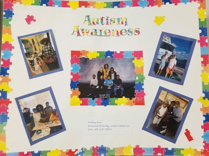 Autism Awareness Posters!