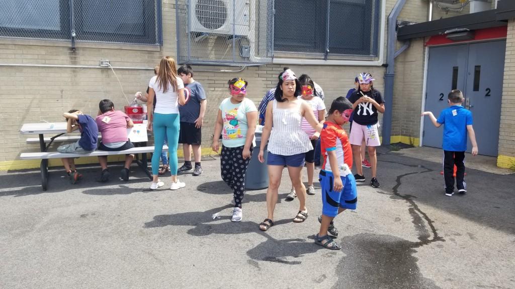 Students enjoy carnival