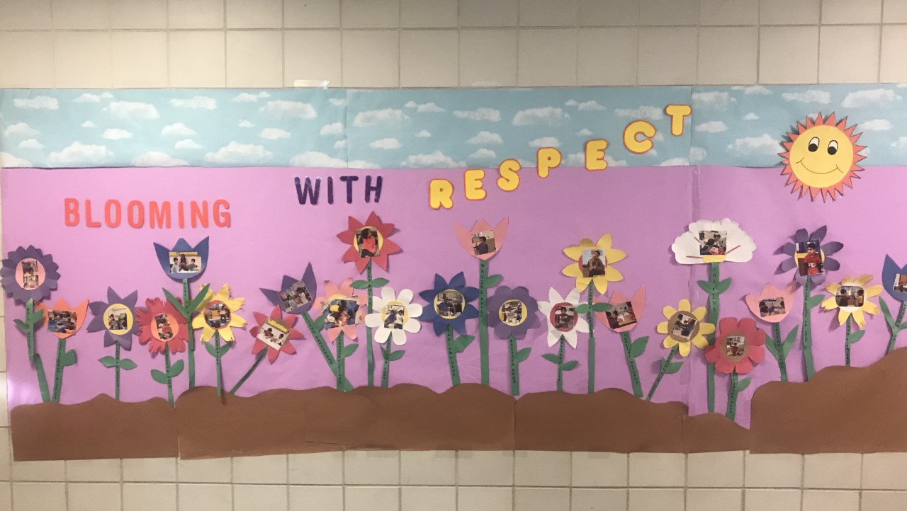 Respect for All Week Garden Poster