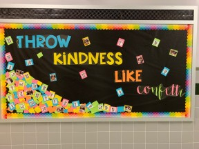 Throw kindness Like Confetti!