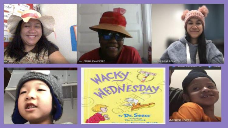Wacky Wednesday Zoom